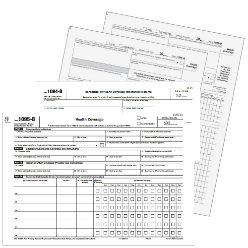 ACA 1095 Forms At Lower Prices Every Day