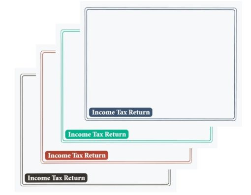 Income Tax Return Envelopes without Windows, for Accountants and CPAs - DiscountTaxForms.com