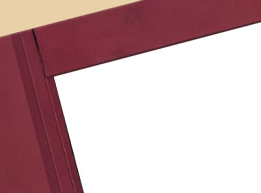 Top Staple Flap Tax Folders - Staple the document to the top flap, the fold over for an easy, secure, professional presentation - DiscountTaxForms.com
