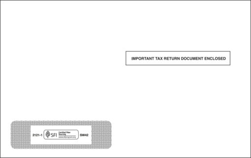 1042S Envelope SQ42 - Discount Tax Forms