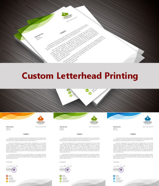 Letterhead Printer for Small Business in Grand Rapids MI - DiscountTaxForms.com