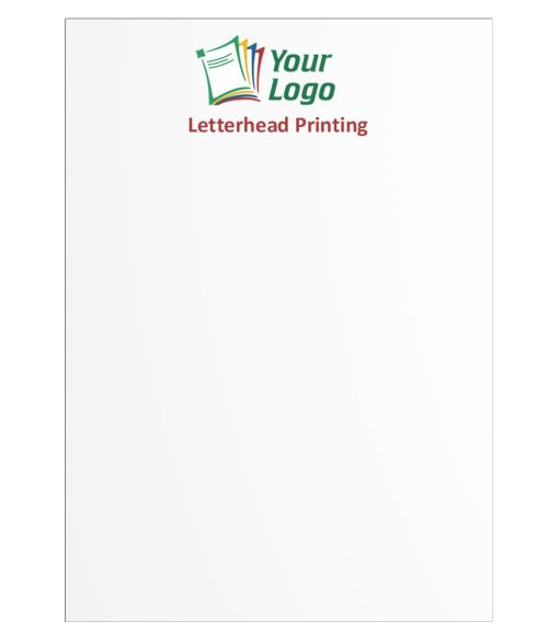 Letterhead printing in Michigan - Discount Tax Forms
