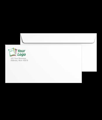Custom #10 Envelopes with Logos - DiscountTaxForms.com