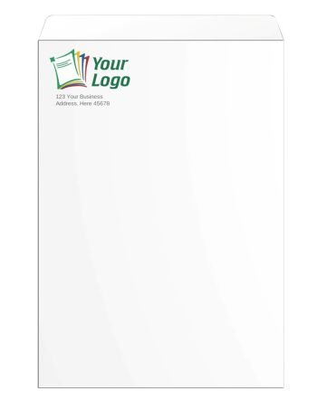 Large Envelopes with Custom Logo Printing - Discount Tax Forms