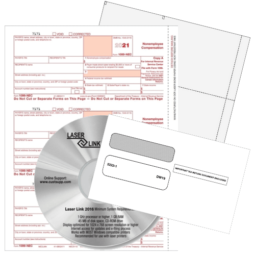 1099 Software 2021, Efiling, Print 1099 Forms and More - DiscountTaxForms.com